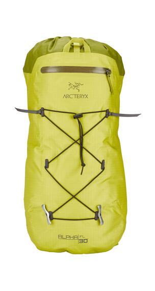 Arc'teryx Alpha FL 30 Rygsæk grøn